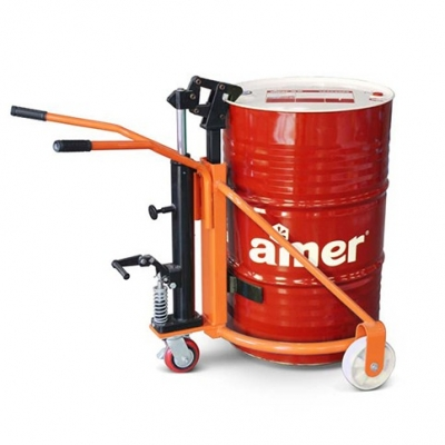 YTC0.3B液压油桶搬运车