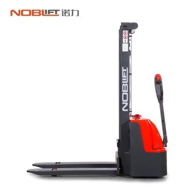 全电动叉车步行式电动堆高车ECL1016