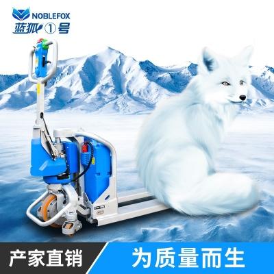 蓝狐一号全电动PTE15X搬运车