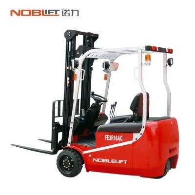 座驾式电动堆高车FE3R16AC1.5吨3吨