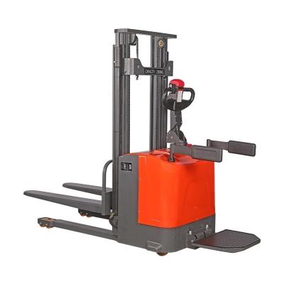 2吨全自动堆高车 液压升高装卸堆垛铲车电瓶 3吨电动地牛堆高叉车