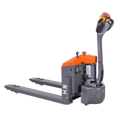 龙工电动叉车 LG15ET 1.5吨纯电动搬运叉车电动托盘搬运车