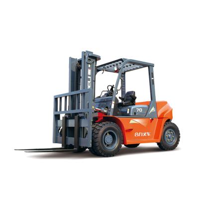 G系列 5-7吨柴油/汽油/液化气平衡重式叉车