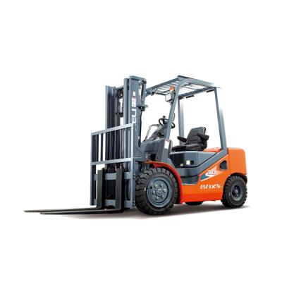 H3系列 2-3.5吨柴油/汽油/液化气/天然气平衡重式叉车