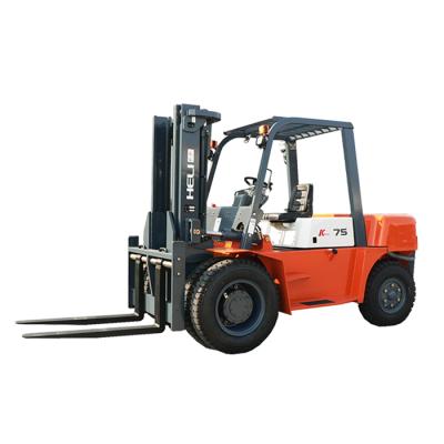 K系列 7.5吨柴油平衡重式叉车(含石材车)