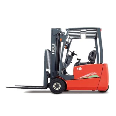 EFG系列 1.6吨前驱三支点蓄电池平衡重式叉车