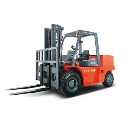 H系列 6-7吨蓄电池平衡重式叉车